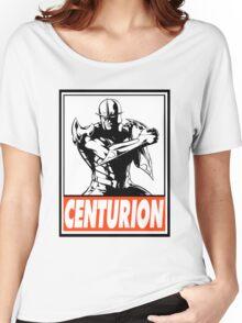 Nova Centurion Obey Design Women's Relaxed Fit T-Shirt
