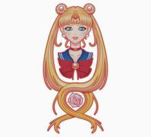 Sailor Moon One Piece - Short Sleeve