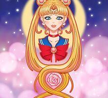 Sailor Moon by enriquev242