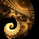 The Golden Spiral by Bunny Clarke