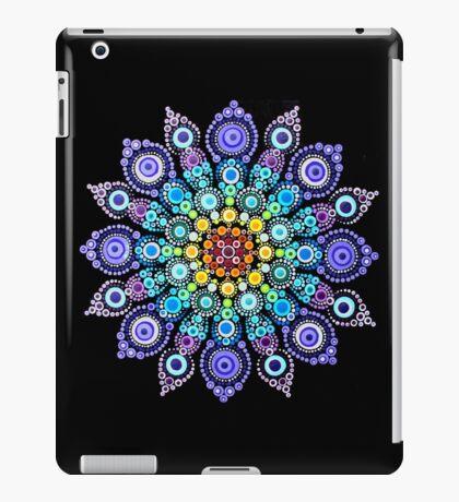Rainbow Love Mandala iPad Case/Skin