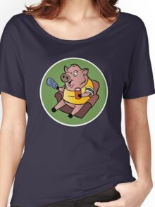 The Sports Pig Women's Relaxed Fit T-Shirt