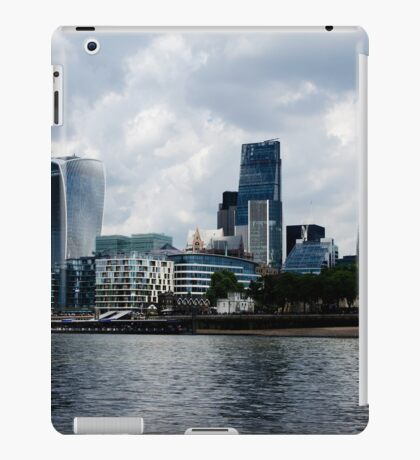 London buildings iPad Case/Skin