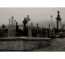 Old graveyard 2 Photographic Print