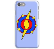 My Cute Little Super Hero - Letter O iPhone Case/Skin