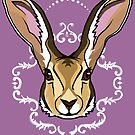 Hare Brained by GlitterZombie