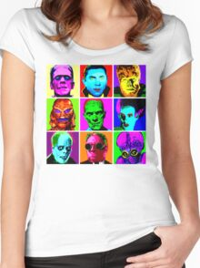 Universal Warhol Women's Fitted Scoop T-Shirt