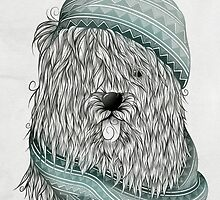 Shaggy Dog  by LouJah-