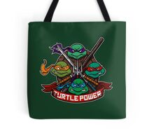 Turtle Power! Tote Bag