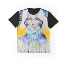 Goddess of Anxiety Graphic T-Shirt