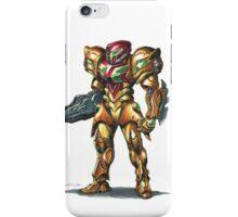 Metroid: Samus M.O.R. Suit iPhone Case/Skin