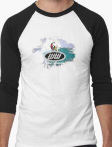 surf 7 Men's Baseball ¾ T-Shirt