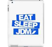 Eat Sleep JDM wakaba (3) iPad Case/Skin