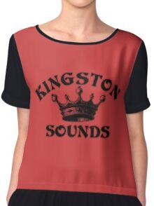 Kingston records Chiffon Top