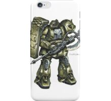 Real-Type Zaku iPhone Case/Skin