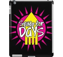 Squids for DAYS iPad Case/Skin