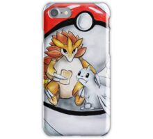 Pokeball Breakfast iPhone Case/Skin