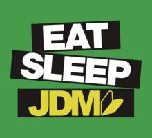 Eat Sleep JDM wakaba (4) by PlanDesigner
