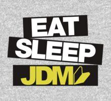 Eat Sleep JDM wakaba (4) One Piece - Long Sleeve