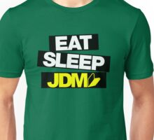 Eat Sleep JDM wakaba (4) Unisex T-Shirt