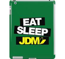 Eat Sleep JDM wakaba (4) iPad Case/Skin