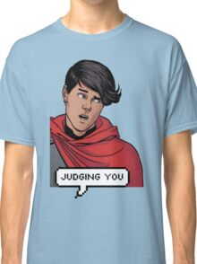 Wiccan is judging you Classic T-Shirt