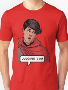 Wiccan is judging you Unisex T-Shirt