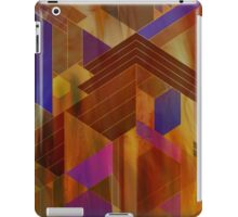 Wrightian Reflections - By John Robert Beck iPad Case/Skin