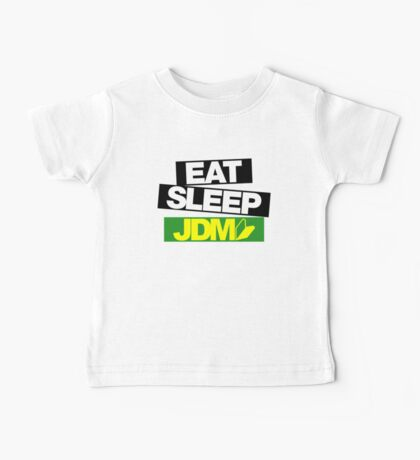 Eat Sleep JDM wakaba (5) Baby Tee