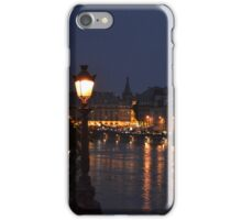 Night-Time Waterfront iPhone Case/Skin