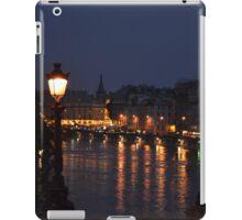 Night-Time Waterfront iPad Case/Skin