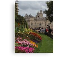 St James park London United Kingdom  Canvas Print