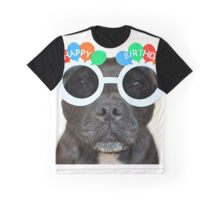 Happy Birthday Graphic T-Shirt