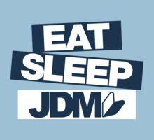 Eat Sleep JDM wakaba (6) One Piece - Short Sleeve