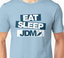 Eat Sleep JDM wakaba (6) Unisex T-Shirt
