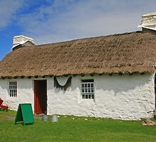 Harry Kelly's Cottage by RedHillDigital