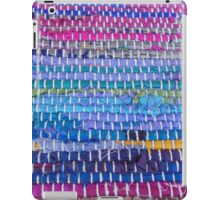 Hand-Woven Excellence iPad Case/Skin