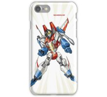 Starscream iPhone case iPhone Case/Skin