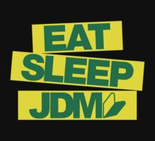 Eat Sleep JDM wakaba (7) by PlanDesigner