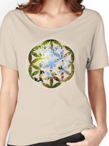 SEED_OF_GAIA_9 Women's Relaxed Fit T-Shirt