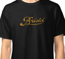 Bristol Cars Trucks UK Classic T-Shirt