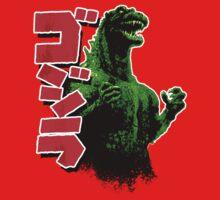 Godzilla Kids Clothes