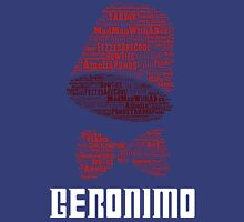 Geronimo - 11th Doctor's Quote - Doctor Who Unisex T-Shirt
