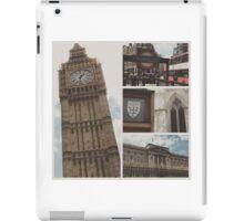 Sights from London iPad Case/Skin