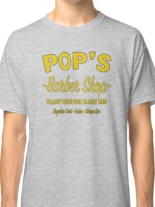 Pop's Barber Shop - Luke Cage Classic T-Shirt