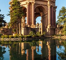 Palace of Fine Arts Main Tower by TomGreenPhotos