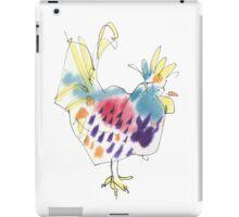 Colourful Chicken iPad Case/Skin