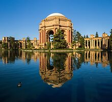 Palace of Fine Arts by TomGreenPhotos