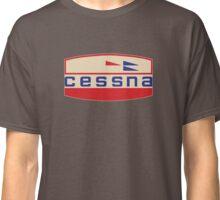 Cessna Vintage Aircraft USA Classic T-Shirt