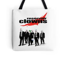 Reservoir Clowns Tote Bag